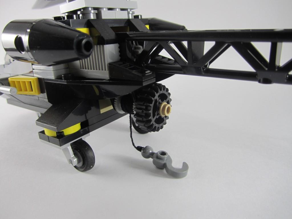 LEGO 76011 Man-Bat Attack Batman Helicopter Hook