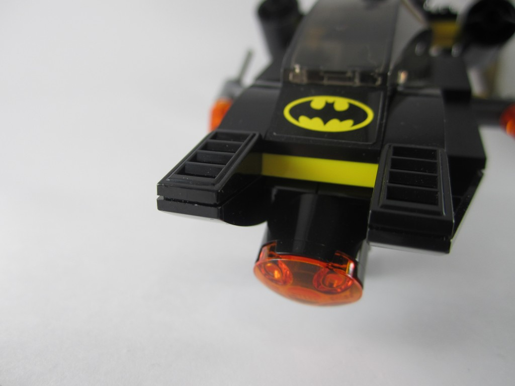 LEGO 76011 Man-Bat Attack Batman Searchlight