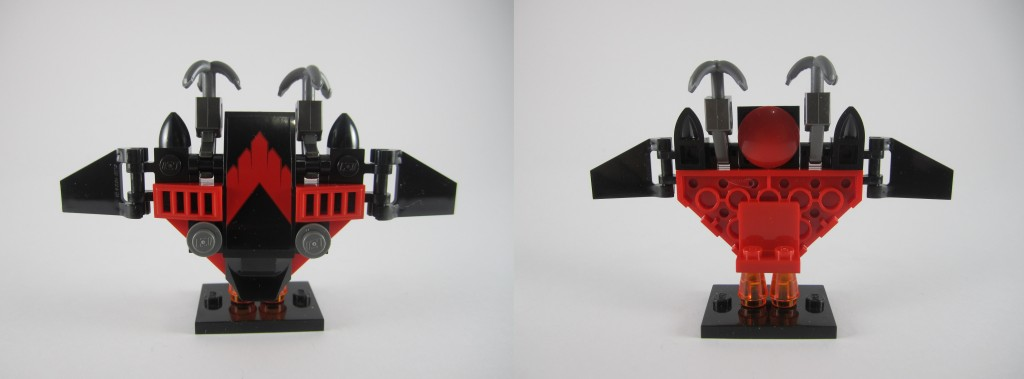 LEGO 76011 Man Bat Attack Jet Pack