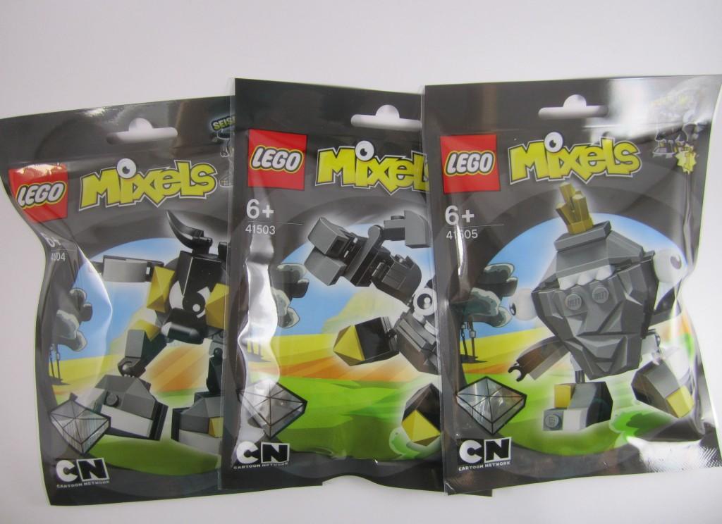 LEGO Mixels Cragsters Series 1