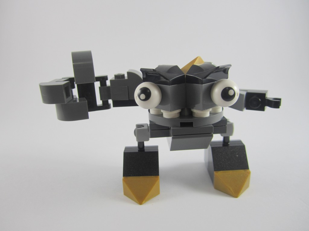 Review: LEGO Mixels – Cragsters Tribe  Review: LEGO Mi...