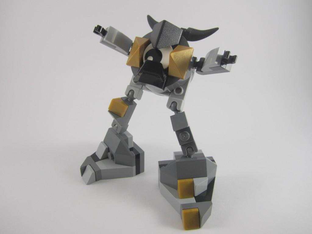 LEGO Mixels Seismo Pose
