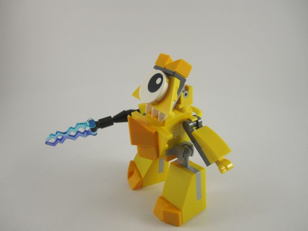 LEGO Mixels Teslo Side