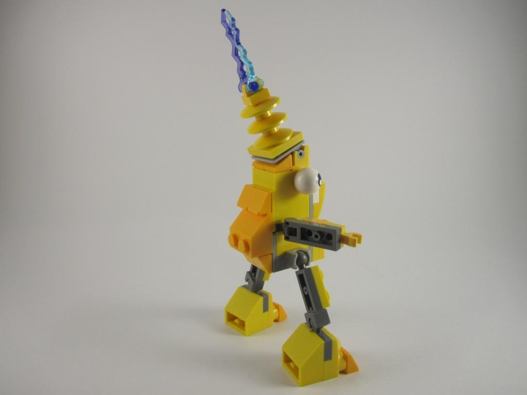 LEGO Mixels Zaptor Back