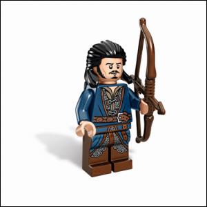 LEGO SDCC 2014 Bard the Bowman Minifig