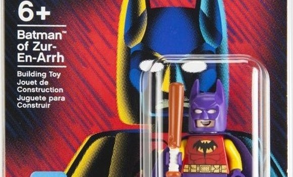 LEGO is giving away San Diego Comic Con exclusive minifigures on Twitter