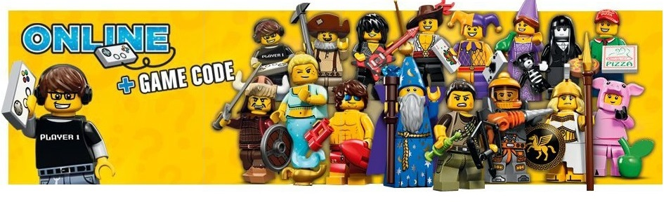 LEGO Series 12 Online Code