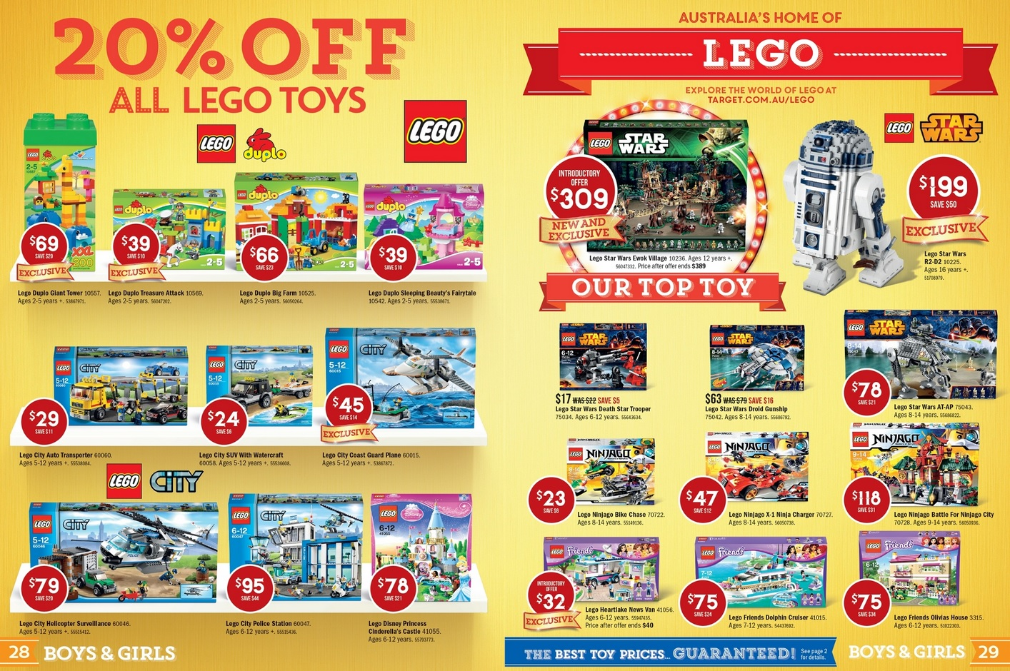 Target Toy Sale Catalogue July 2014