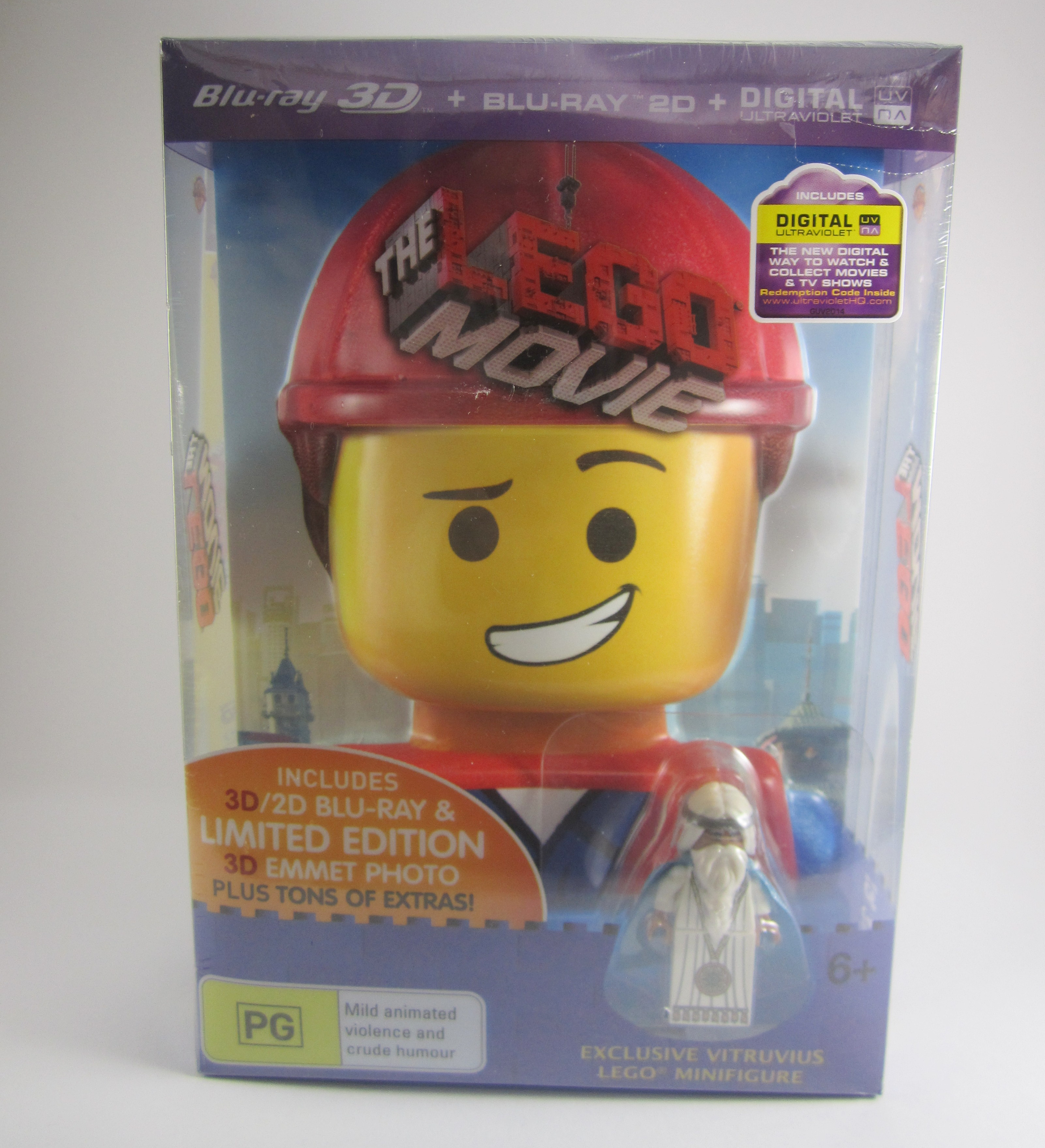 Special edition the lego movie dvds for sale | ebay.