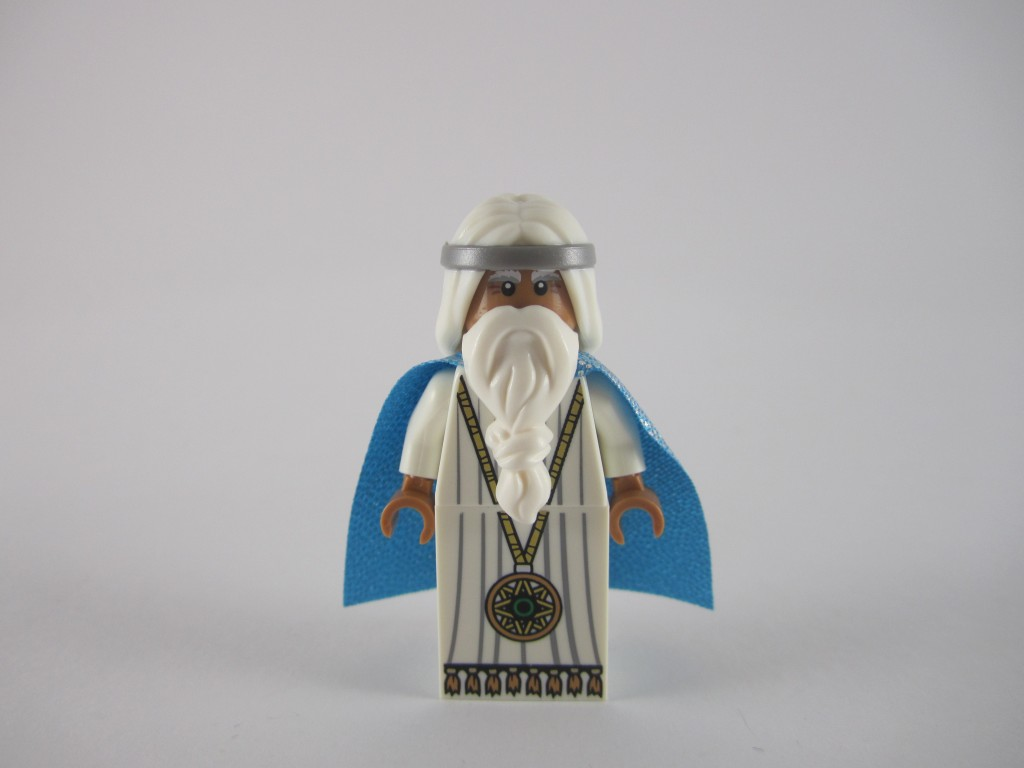 The LEGO Movie Young Vitruvius