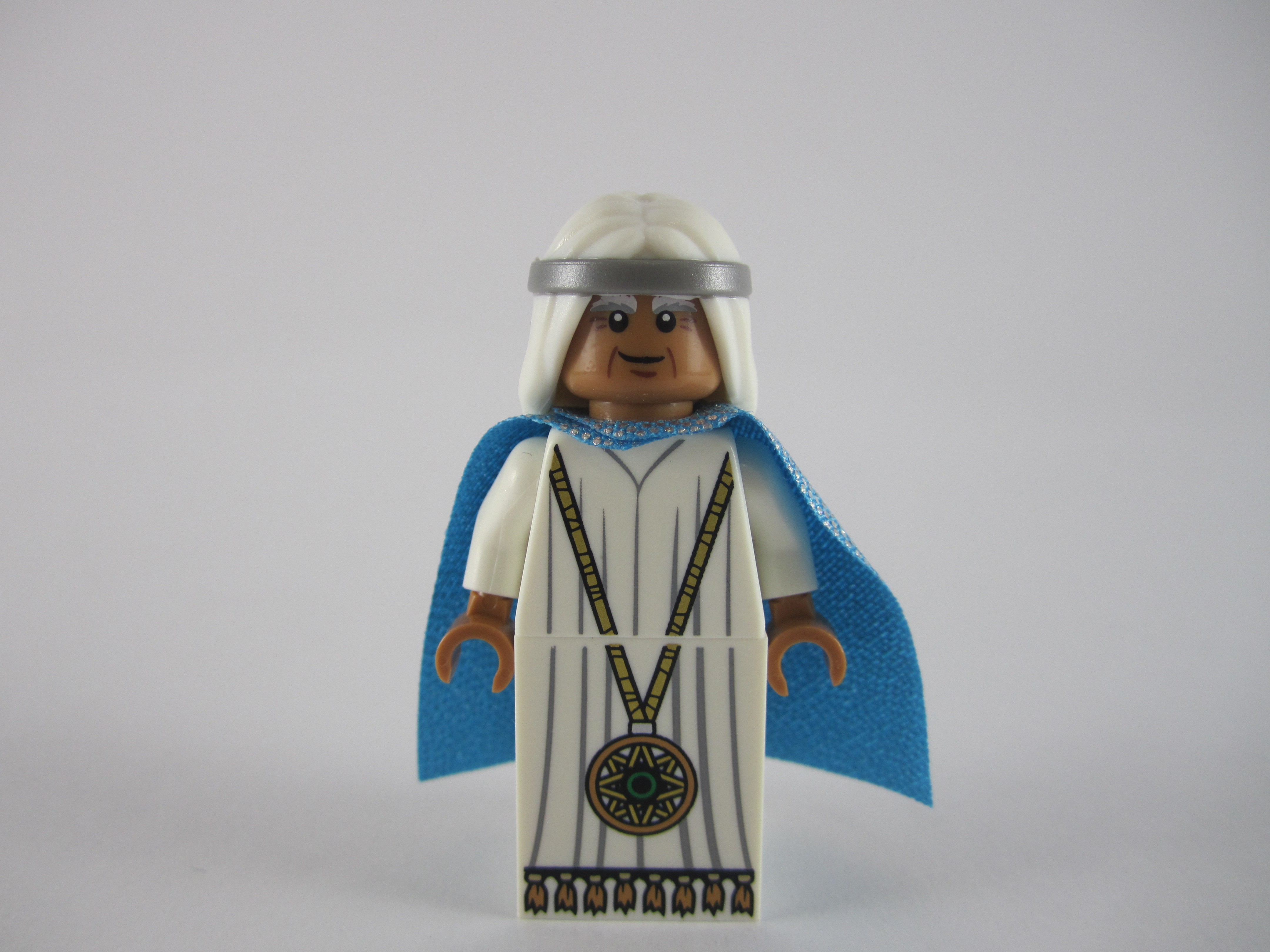 LEGO Rare Exclusive Minifig Young Vitruvius with Medallion New /& Sealed
