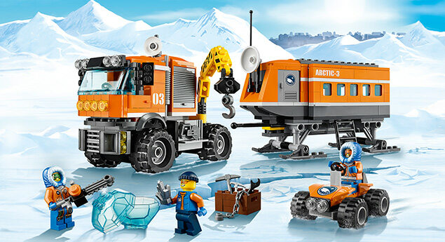 LEGO 60035 Arctic Outpost