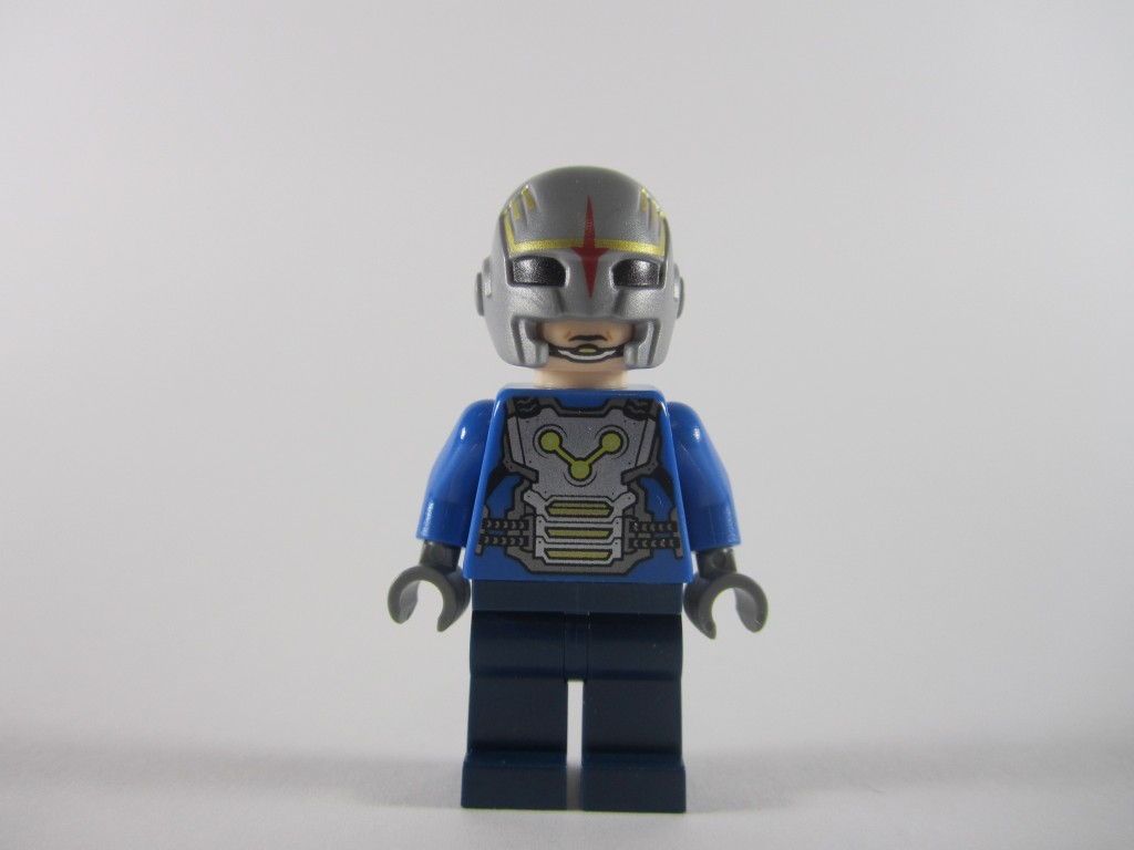 LEGO 76019 Starblaster Showdown Nova Corps Officer