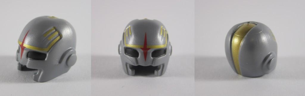 LEGO 76019 Starblaster Showdown Nova Corps Officer Helmet