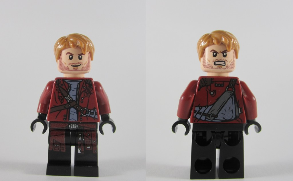LEGO 76019 Starblaster Showdown Peter Quill