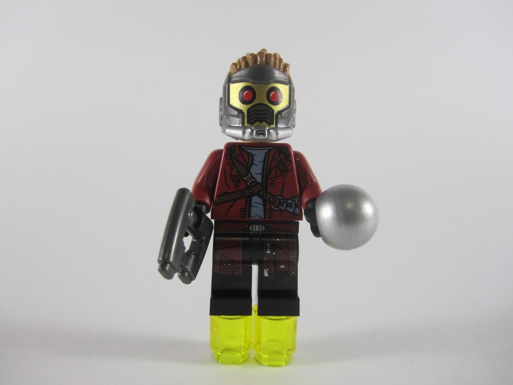 LEGO 76019 Starblaster Showdown Star-Lord