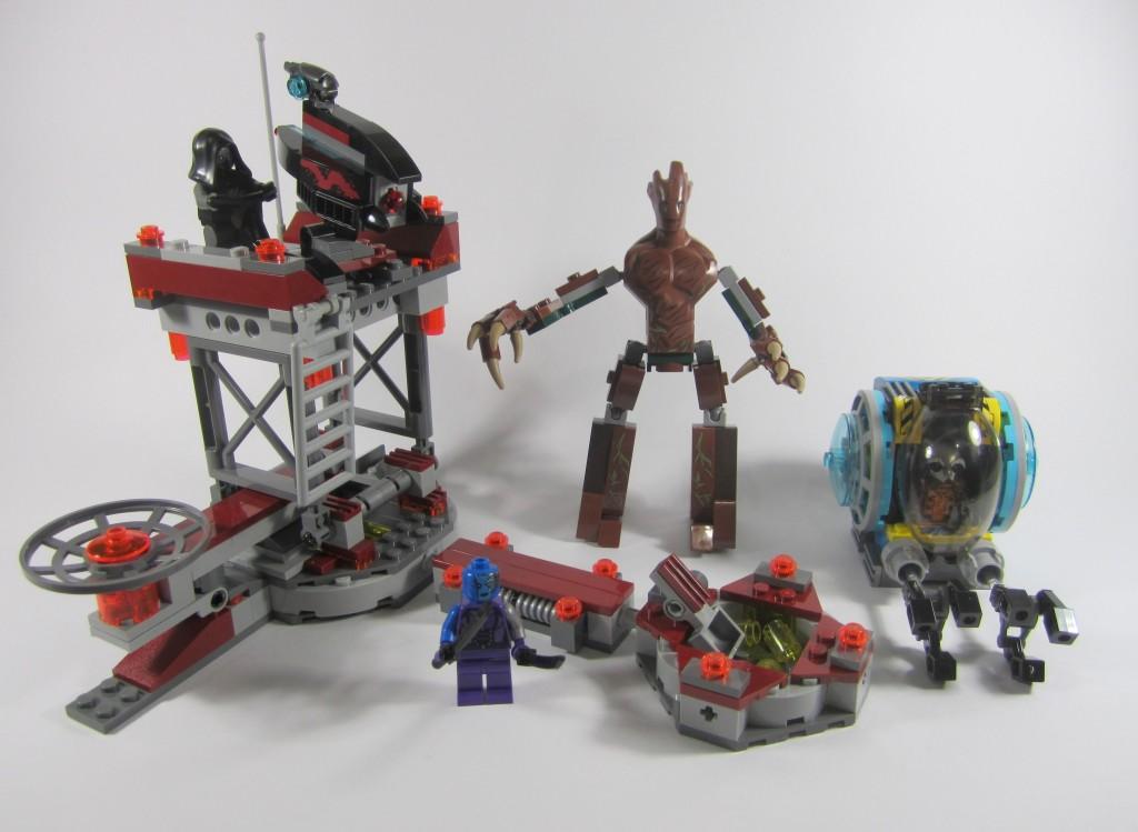 LEGO 76020 Knowhere Escape Mission