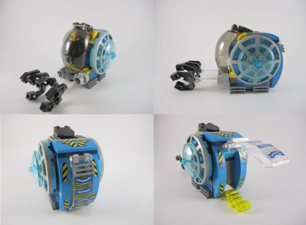 LEGO 76020 Knowhere Escape Mission Mining Pd
