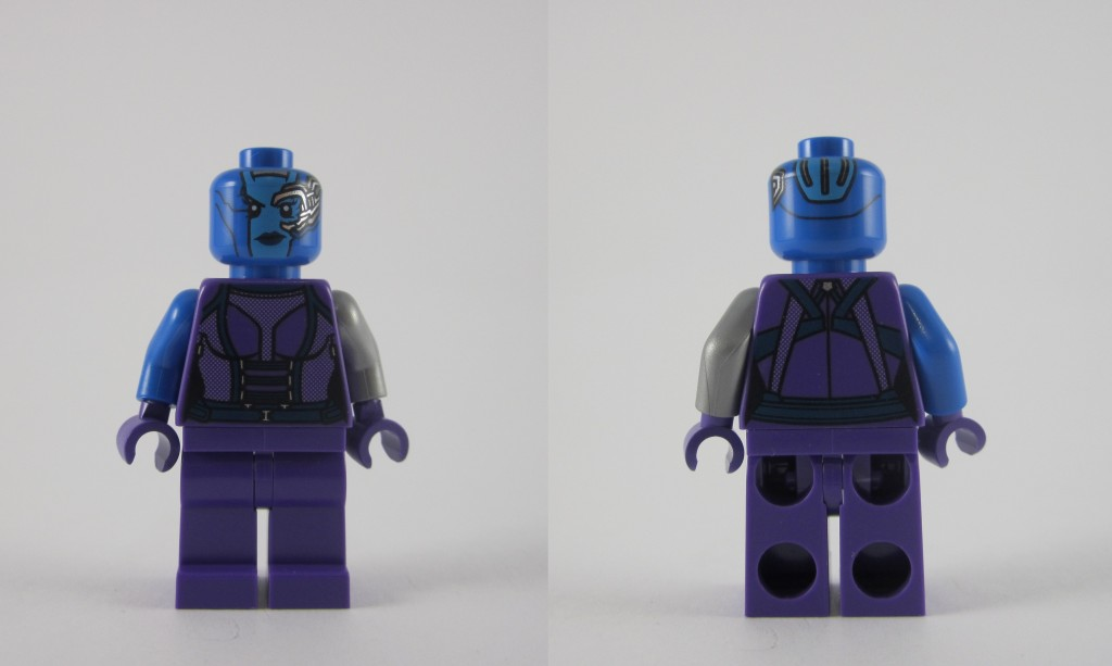 LEGO 76020 Knowhere Escape Mission Nebula Minifigure