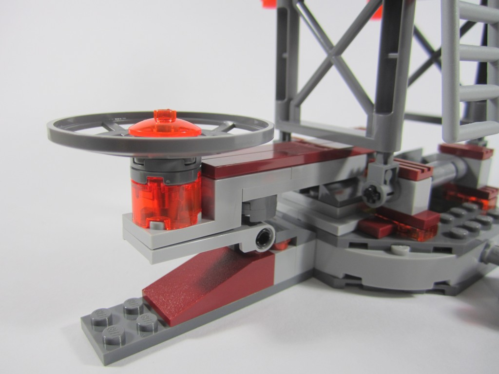 LEGO 76020 Knowhere Escape Mission Play Feature