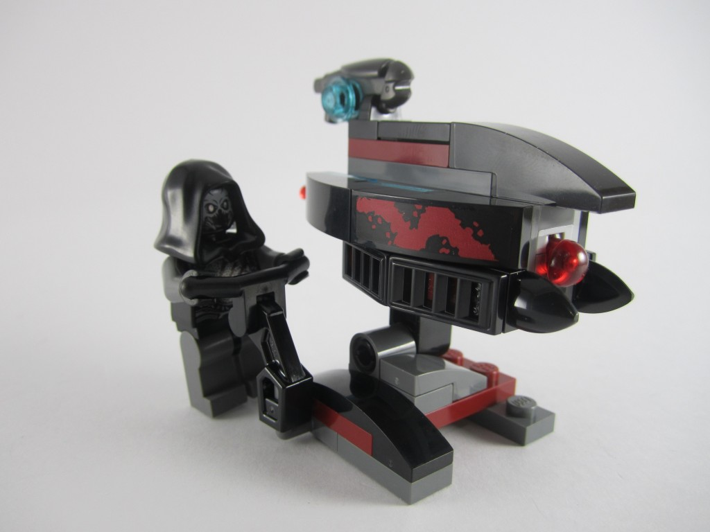 LEGO 76020 Knowhere Escape Mission Sakaaran Cannon