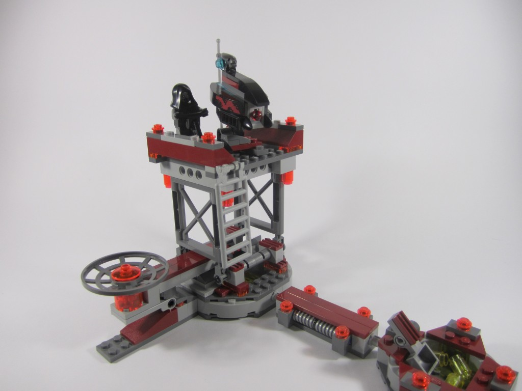 LEGO 76020 Knowhere Escape Mission Sakaaran Lookout