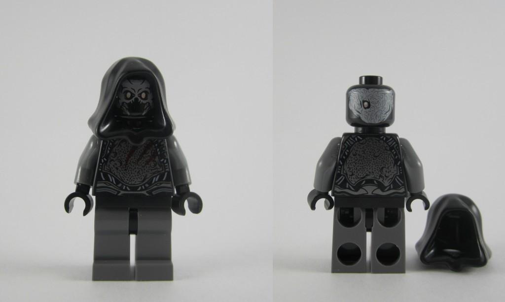 LEGO 76020 Knowhere Escape Mission The Sakaaran Minifigure