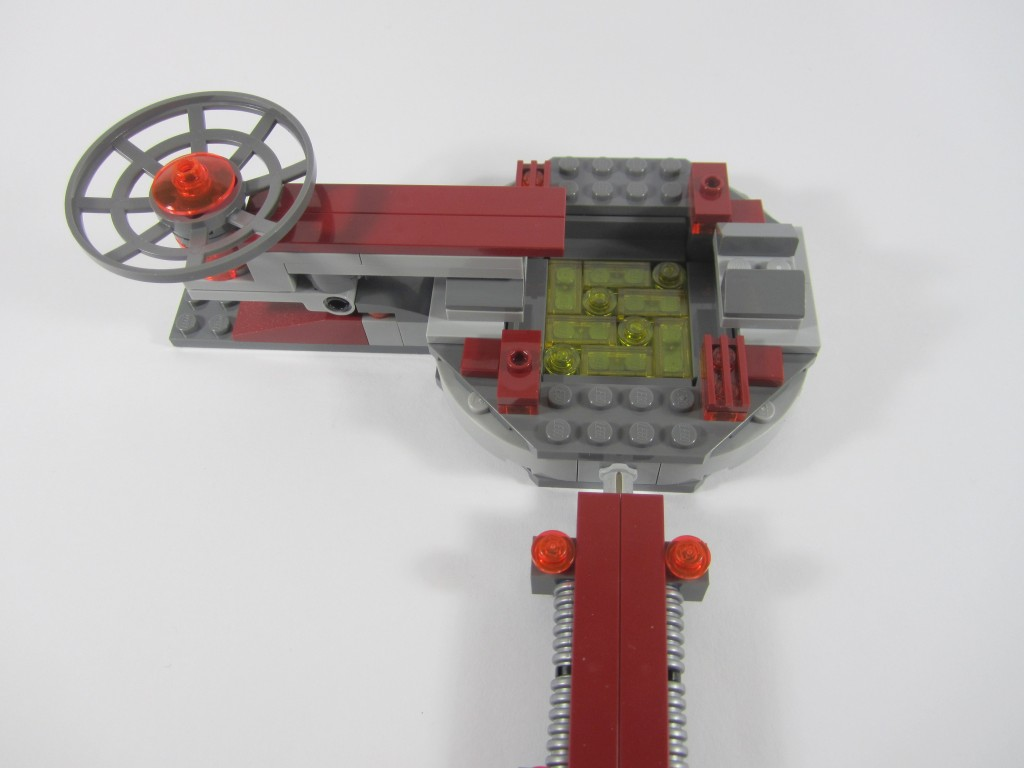 LEGO 76020 Knowhere Escape Mission Yellow Pool