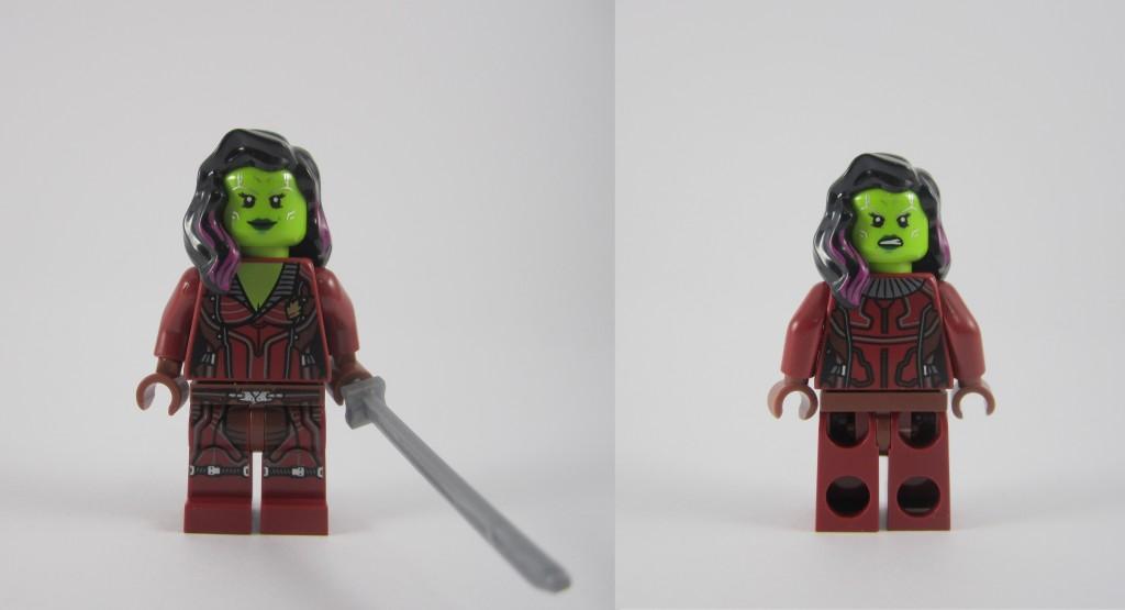LEGO 76021 The Milano Spaceship Rescue Gamora Minifigure