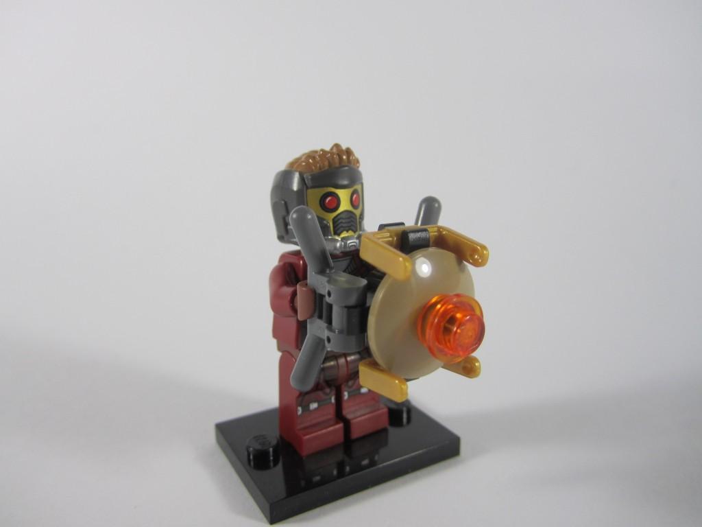 LEGO 76021 The Milano Spaceship Rescue Hadron Enforcer