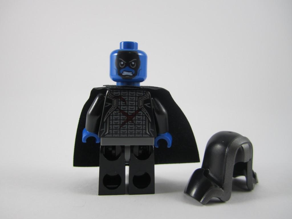 LEGO 76021 The Milano Spaceship Rescue Ronan Minifig