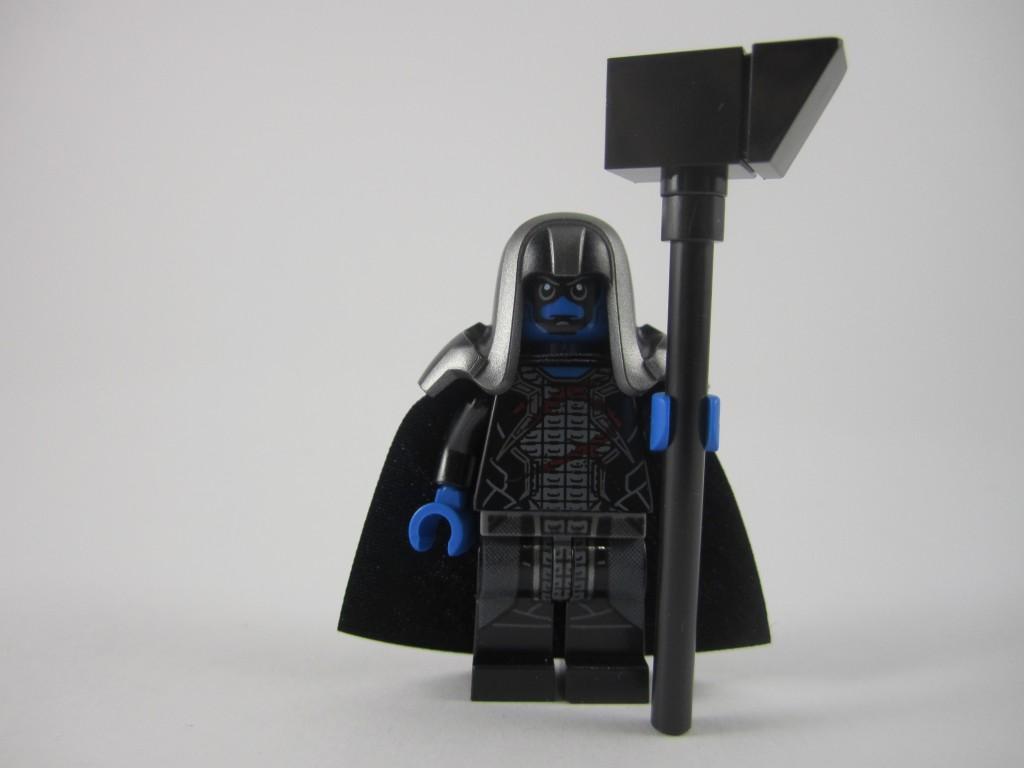 LEGO 76021 The Milano Spaceship Rescue Ronan the Accuser Minifigure