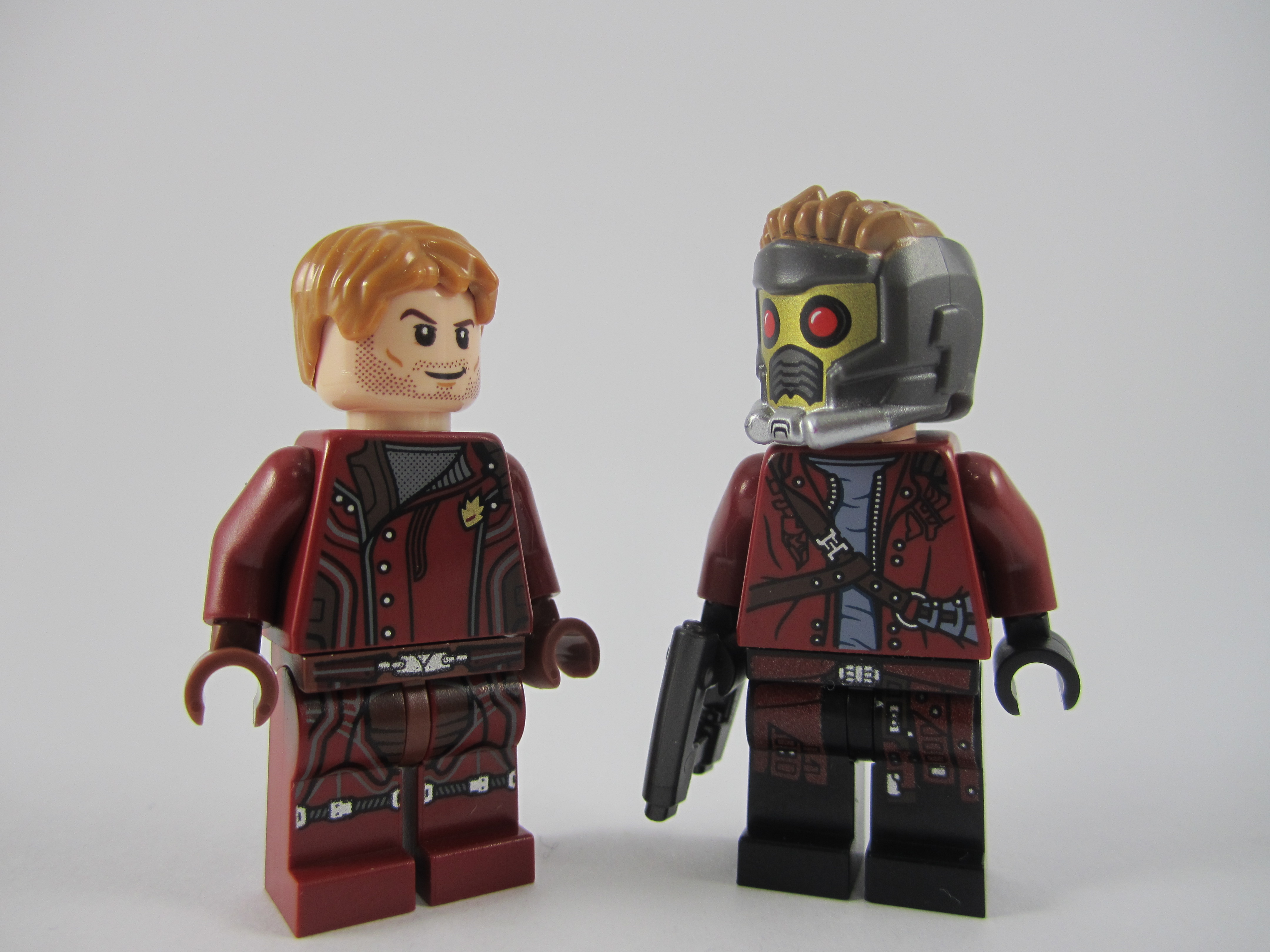 Lego Gamora Silver Armor Minifigure Guardians Of The Galaxy 2 Star Lord Milano