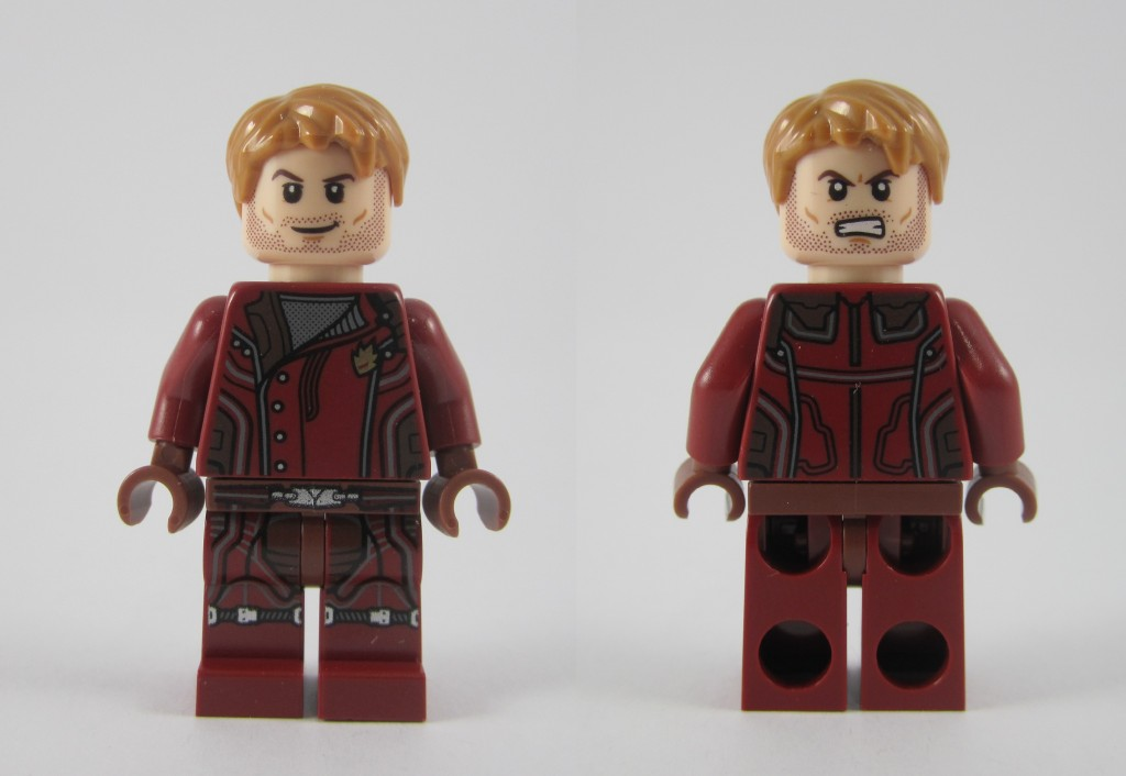 LEGO 76021 The Milano Spaceship Rescue Star-Lord Minifigure