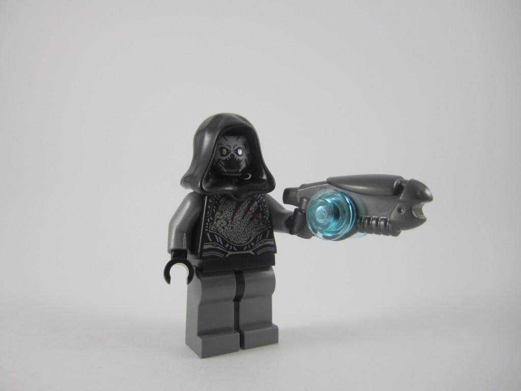 LEGO 76021 The Milano Spaceship Rescue The Sakaaran Minifigure
