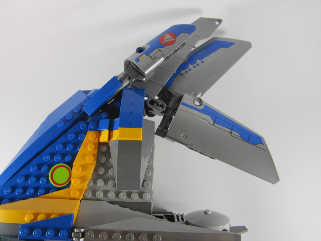 LEGO 76021 The Milano Spaceship Rescue Wings (2)