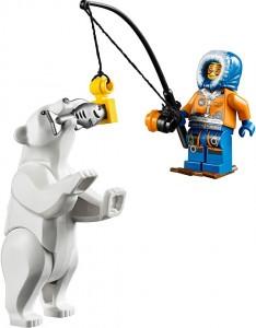 LEGO Arctic Polar Bear