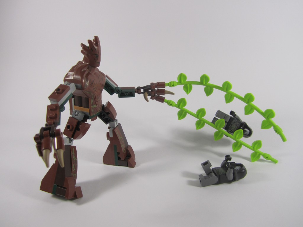 Review: LEGO 76020 Guardians of the Galaxy: Knowhere Escape Mission