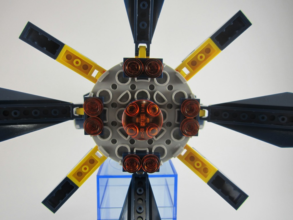 LEGO Guardians of the Galaxy Back