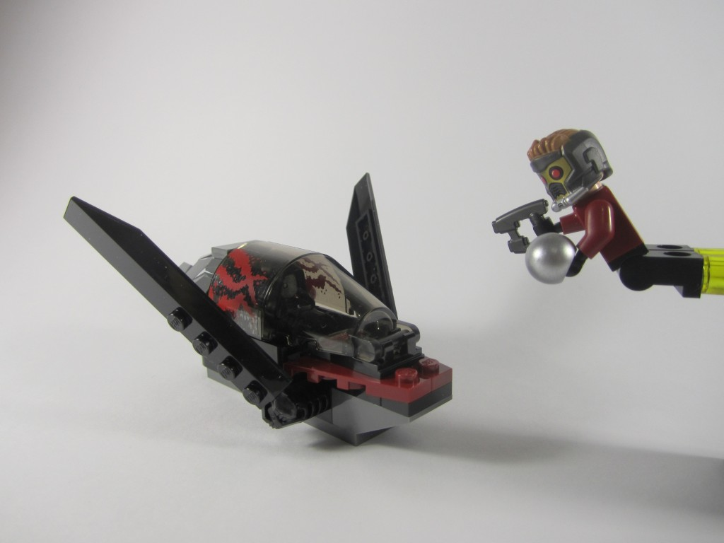 LEGO Guardians of the Galaxy Necrocraft and Star-Lord