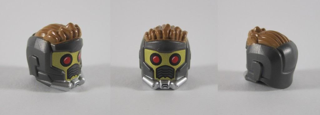 LEGO Guardians of the Galaxy Star-Lord Mask