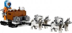 LEGO Husky Dogs