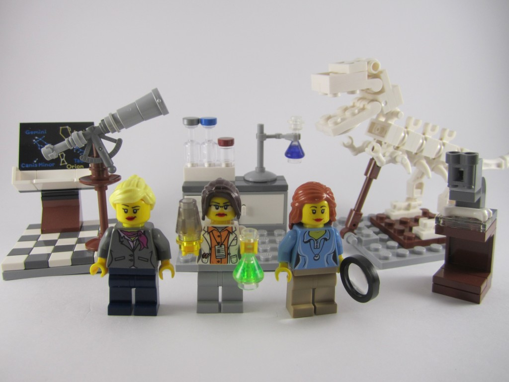 The LEGO Research Institute