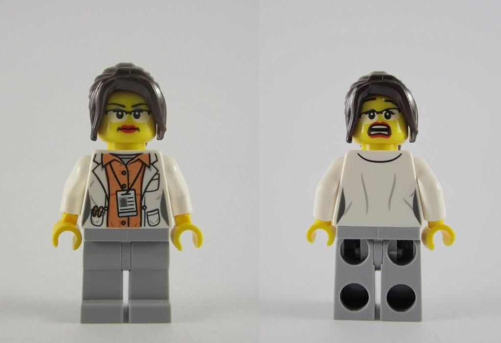 LEGO Ideas 21110 Research Institute   Chemist Minifigure