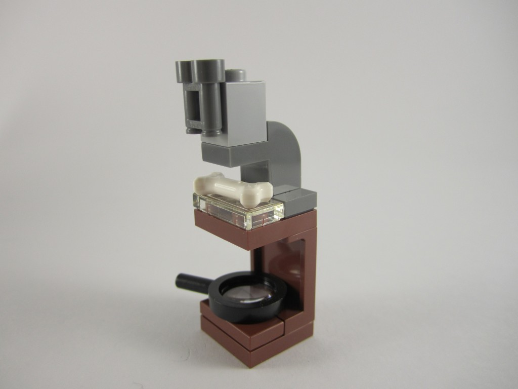 LEGO Ideas 21110 Research Institute  Microscope