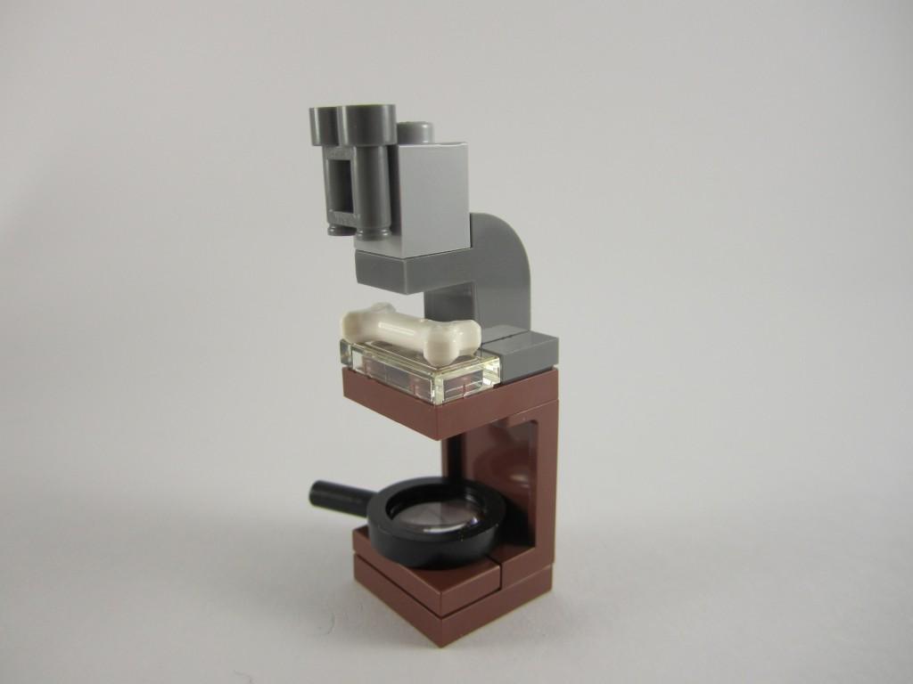 LEGO Ideas 21110 Research Institute  Microscope