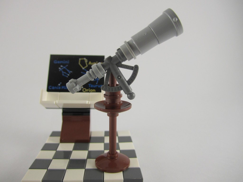 LEGO Ideas 21110 Research Institute  Telescope
