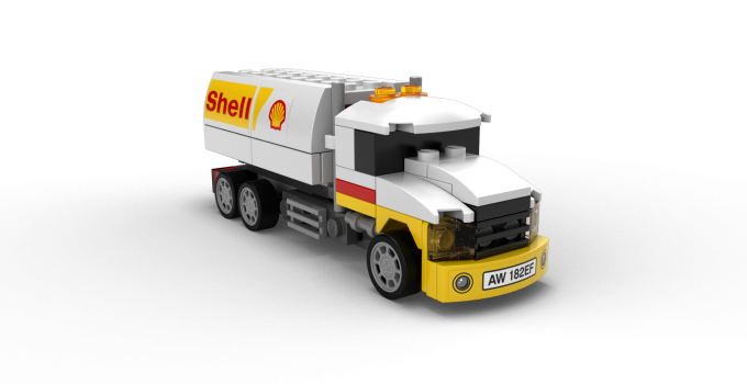 Second Wave of Limited Edition Shell LEGO sets make their worldwide debut in Singapore