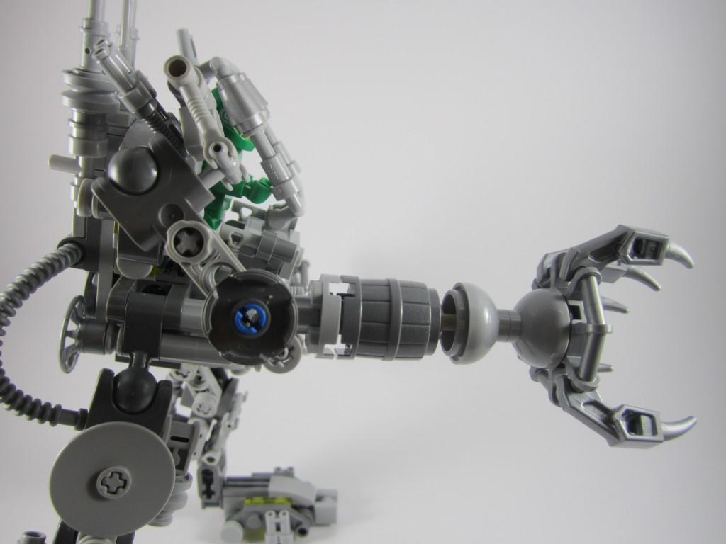 LEGO 21109 Exo Suit Arm