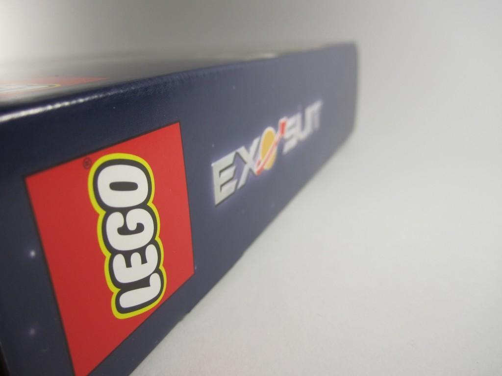 LEGO 21109 Exo Suit Box Side